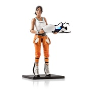 Chell (Portal 2) Neca Action Figure Damaged