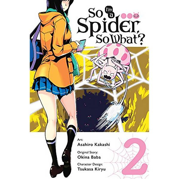 So I'm A Spider, So What?: Volume 2
