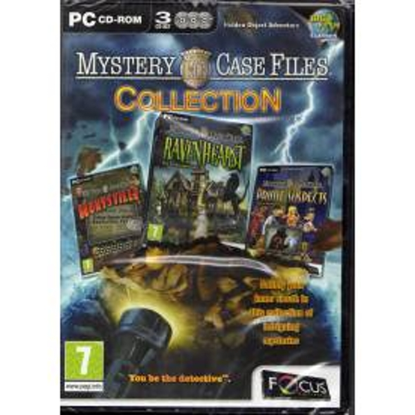 Mystery Case Files Collection Game PC