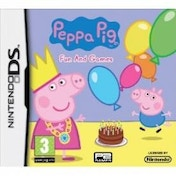 Ex-Display Peppa Pig 2 Fun and Games Game DS Used - Like New