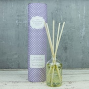 White Lavender (Polka Dot Collection) Reed Diffuser