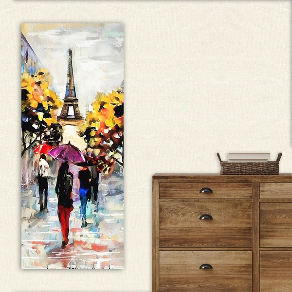 DKY4674573686_50120 Multicolor Decorative Canvas Painting