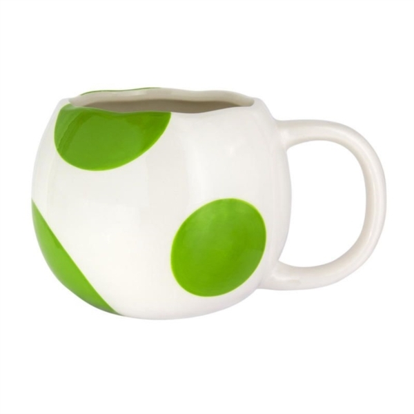 Super Mario - Yoshi Egg Shaped Mug