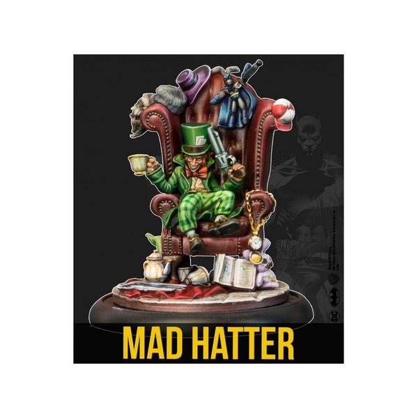 Batman Miniature Game Mad Hatter