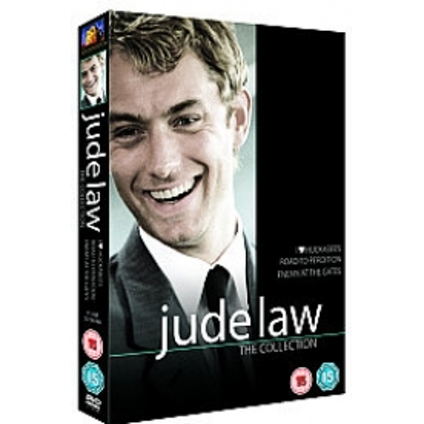 Jude Law - The Collection - I Heart Huckabees/Road To Perdition/Enemy At The Gates