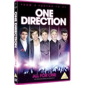 One Direction All For One DVD