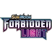Pokemon TCG: Sun & Moon Forbidden Light Mini Portfolio + Booster Pack