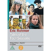 Tales Of Four Seasons (DVD, 2006, 4-Disc Set)
