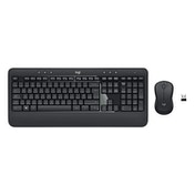 Logitech MK540 Advanced RF Wireless UK Layout Black,White