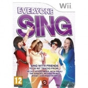 Everyone Sing Game Wii