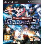 Dynasty Warriors Gundam 3 Game PS3