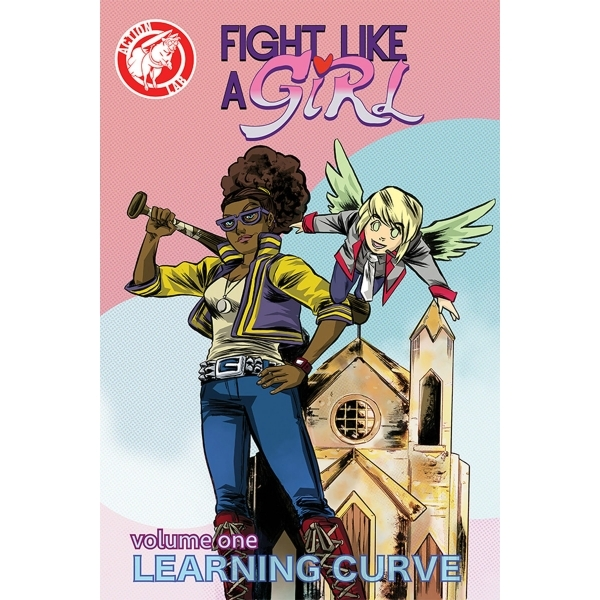 Fight Like A Girl Learning Curve Paperback