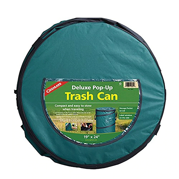 Coghlans Dix Pop Up Trash Can