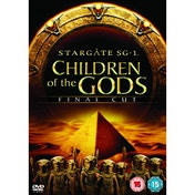 Stargate SG-1 - Children of The Gods (Final Cut) DVD