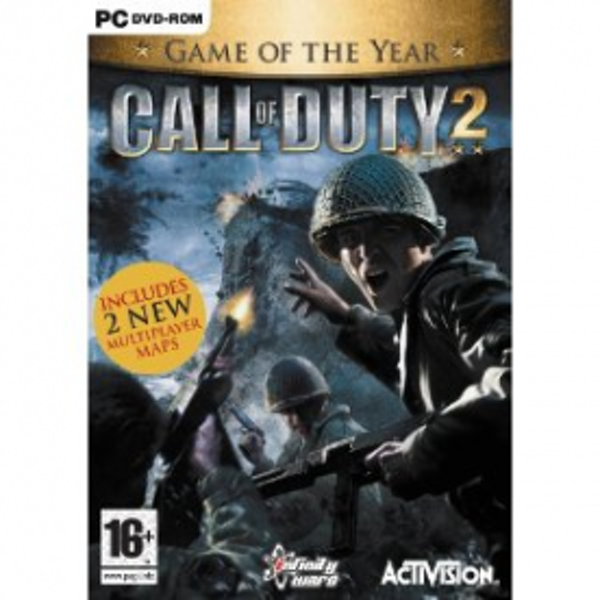 Call Of Duty 2 Game Of The Year Edition (GOTY) Game PC