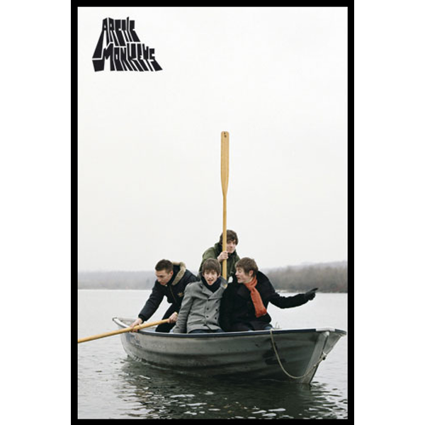 Official Arctic Monkeys Boat Maxi Poster
