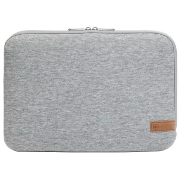 "Hama ""Jersey"" Notebook Sleeve, up to 34 cm (13.3""), light grey"