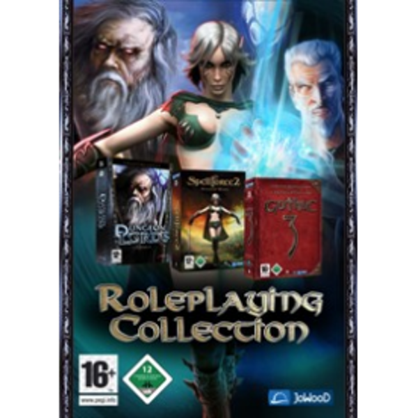 RolePlaying RPG Collection Game PC