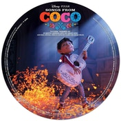 Songs From Coco - Soundtrack Vinyl