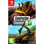 Construction Simulator 2+3 Bundle Nintendo Switch Game