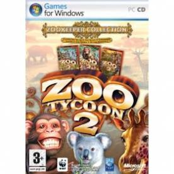 Zoo Tycoon 2 Zookeeper Collection Game PC