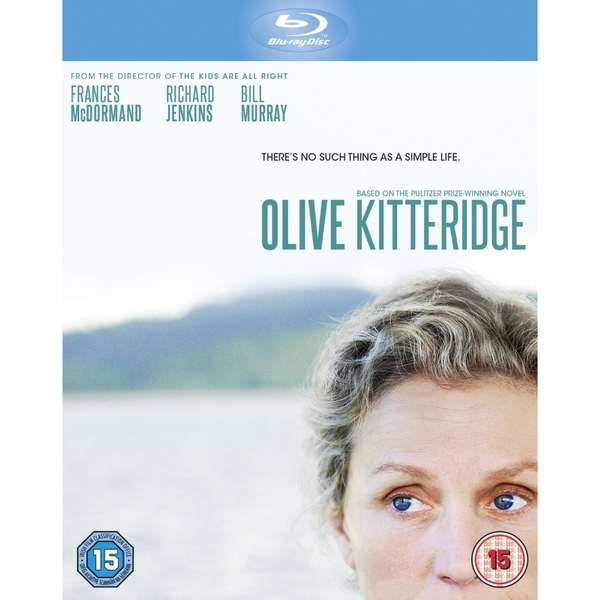 Olive Kitteridge Blu-ray