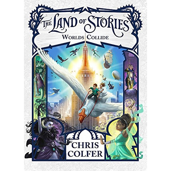 The Land of Stories: Worlds Collide Book 6 Paperback / softback 2018