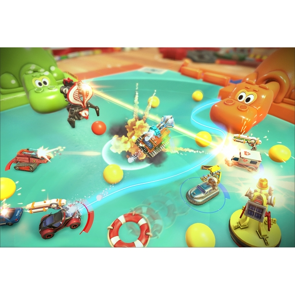 Micro Machines World Series PC Game - Image 5