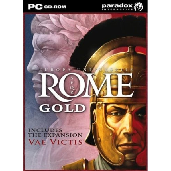 Europa Universalis Rome Gold Edition PC Game