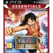 One Piece Pirate Warriors Game (Essentials) PS3