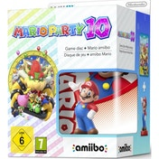 Mario Party 10 Plus Super Mario Collection Mario Amiibo Character Wii U Game
