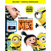 Despicable Me 3 Blu-ray