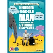 The Hundred-Year-Old Man Who Climbed Out The Window DVD