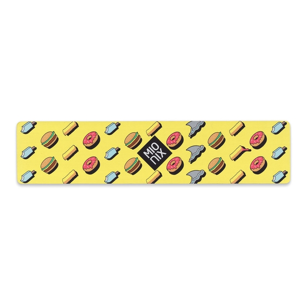 Mionix  Wristrest French Fries Yellow Long Pad