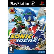 Sonic Riders Game PS2