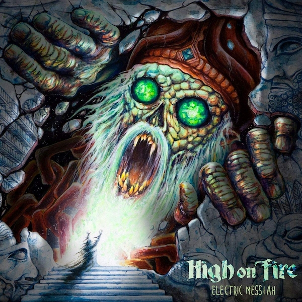 High On Fire - Electric Messiah (Limited Picture Disc) Vinyl