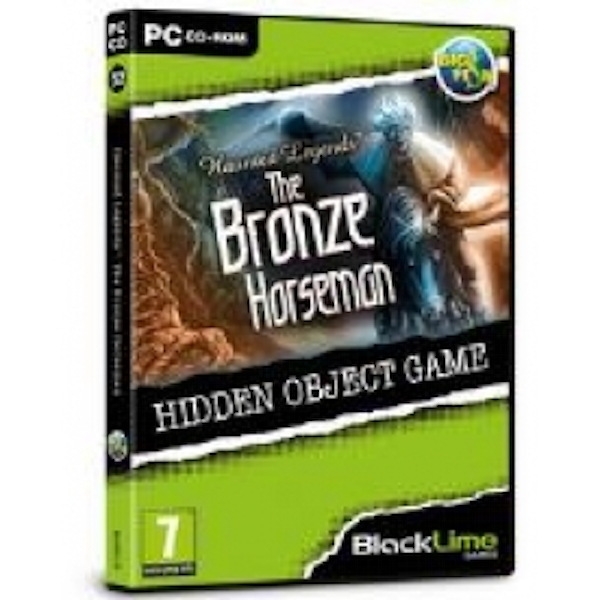 Haunted Legends: The Bronze Horseman Hidden Object Game for PC (CD-ROM)