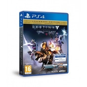 Destiny The Taken King Legendary Edition PS4 Game (with Vanguard Weapons DLC)