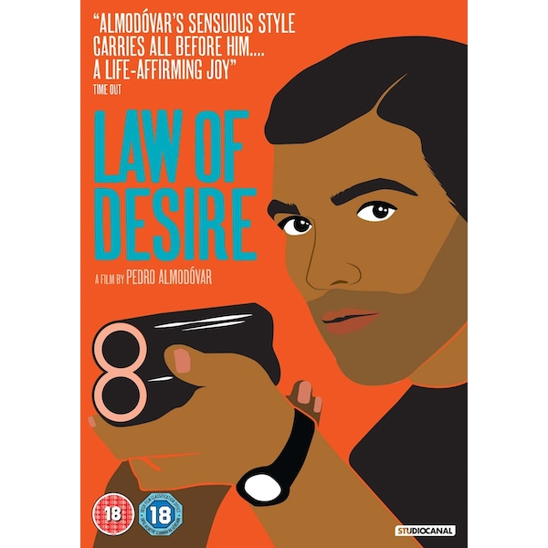 Law Of Desire DVD