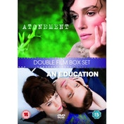 An Education Atonement DVD
