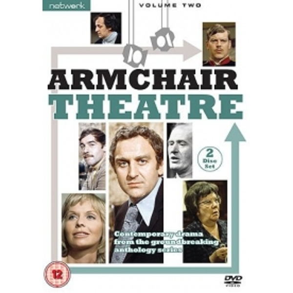 Armchair Theatre: Volume 2 DVD