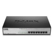 D-Link DGS-1008MP 8-Port Desktop Max PoE Switch
