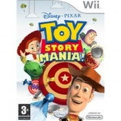 Ex-Display Toy Story Mania! Game Wii Used - Like New