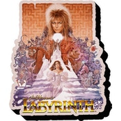 Labyrinth One Sheet Magnet