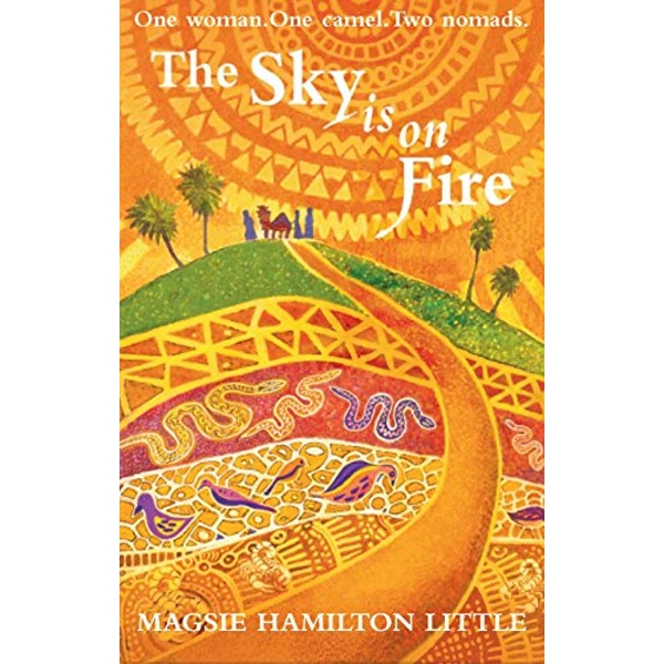 The Sky is on Fire by Magsie Hamilton-Little (Paperback, 2016)