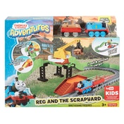 Thomas the Tank Engine Adventures: Reg at the Scrapyard Train Set