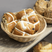 Willow Bread Baskets - Set of 6 | M&W - Image 2