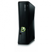 Console Slim With 4GB Hard Drive Xbox 360