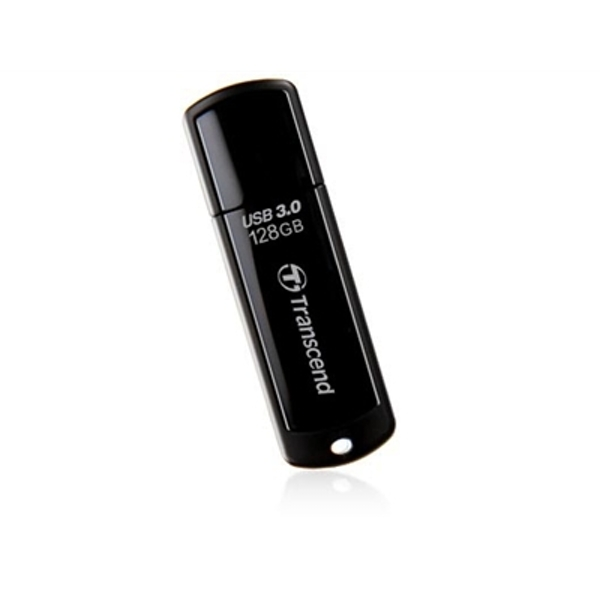 Transcend JetFlash 700 USB flash drive 128 GB 3.0 (3.1 Gen 1) USB Type-A connector Black