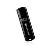 Transcend JetFlash 128GB USB 3.0 Black USB Flash Drive
